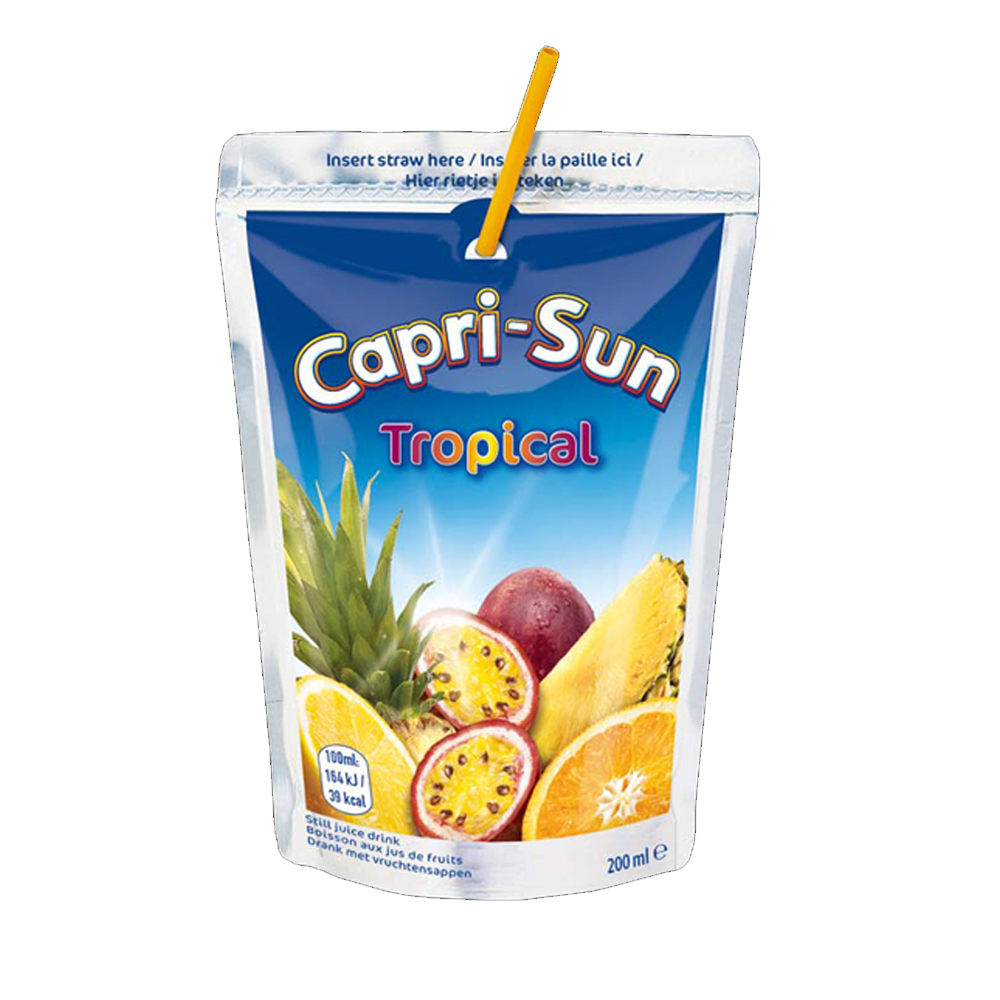 caprisun pizza Fécamp