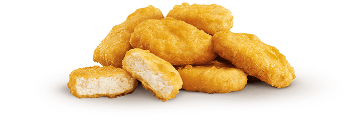 nuggets pizza Fécamp